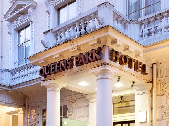 皇后公園酒店 - 倫敦 - 倫敦 - 建築