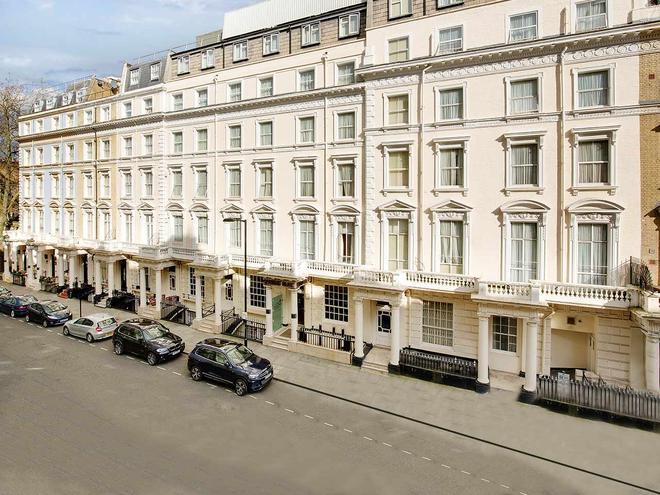 Queens Park Hotel - Лондон - Здание