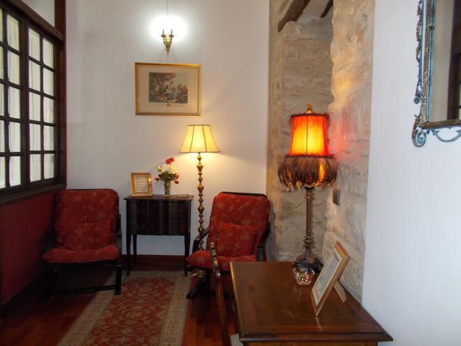 Nueve Leyendas - Úbeda - Living room