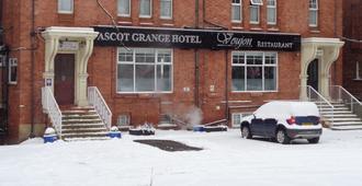 Ascot Grange Hotel - Voujon Restaurant - Leeds