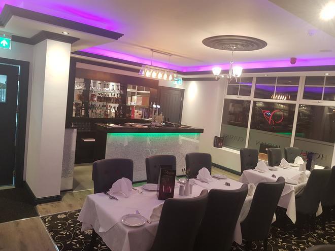 Ascot Grange Hotel - Voujon Restaurant - Leeds - Restaurant