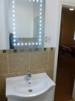 阿斯科特格蘭奇酒店 - 里茲 - 利茲 - 浴室