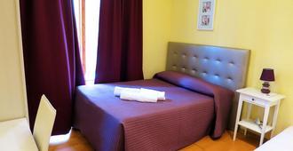 巴爾姆斯中央旅館 - 巴塞隆納 - 臥室