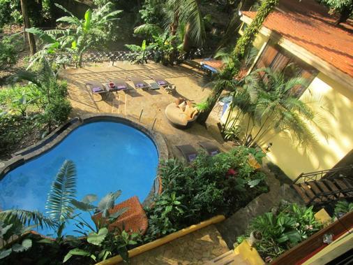 Mango Moon Villa - Manuel Antonio - Pool