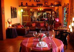 Mango Moon Villa - Manuel Antonio - Restaurant