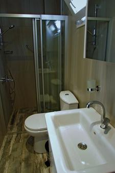 Sun Rays Hotel - Kyrenia - Bathroom