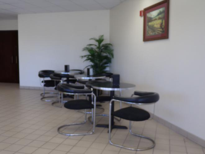 Regency Inn & Suites - Altus - Sala de estar