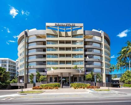 DoubleTree by Hilton Cairns - Cairns - Bâtiment