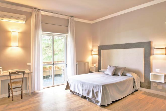 Hotel La Genziana - Rome - Bedroom