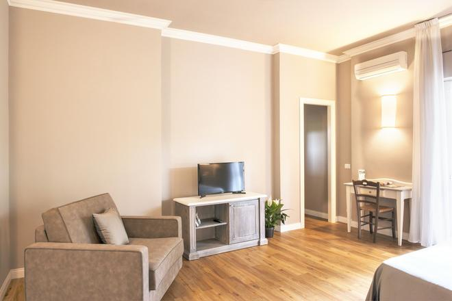 Hotel La Genziana - Rome - Living room