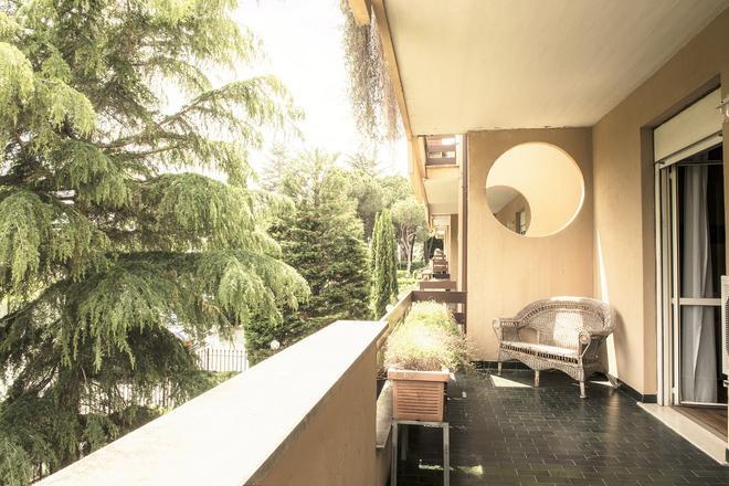 Hotel La Genziana - Rome - Balcony