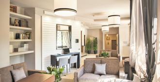 Hotel La Genziana - Rome - Salon