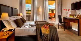 羅馬聖保羅酒店 - 羅馬 - 羅馬 - 臥室