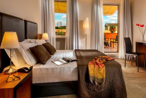 Hotel San Paolo Roma - Rome - Chambre