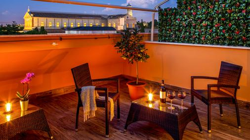 Hotel San Paolo Roma - Rome - Balcon