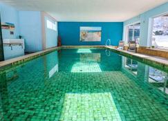 Hotel Quellenhof - Grainau - Piscina