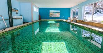 Hotel Quellenhof - Grainau - Uima-allas