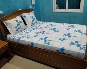 Residence Le Parisien - Brazzaville - Slaapkamer