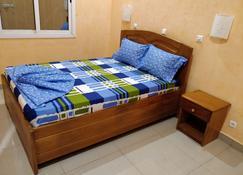 Residence Le Parisien - Brazzaville - Schlafzimmer