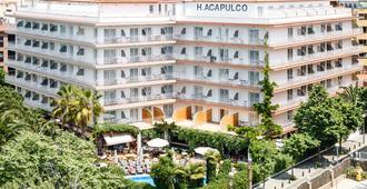 阿卡普爾科酒店 - 洛雷德瑪 - Canet de Mar - 建築