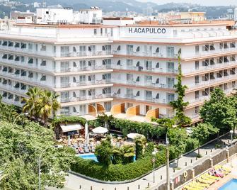 Acapulco - Lloret de Mar - Rakennus