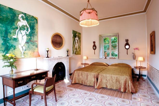 Art Boutique Hotel Chamarel - Denia - Bedroom