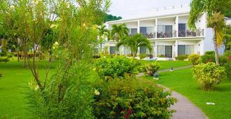 Coyaba Beach Resort - Grand Anse Beach