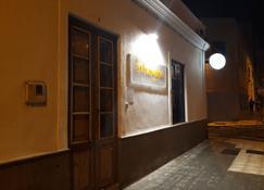 Ashavana Hostel - El Médano - Bâtiment