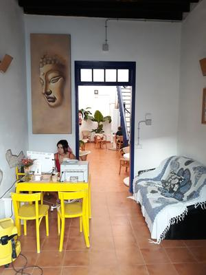 Ashavana Hostel - El Médano - Lobby