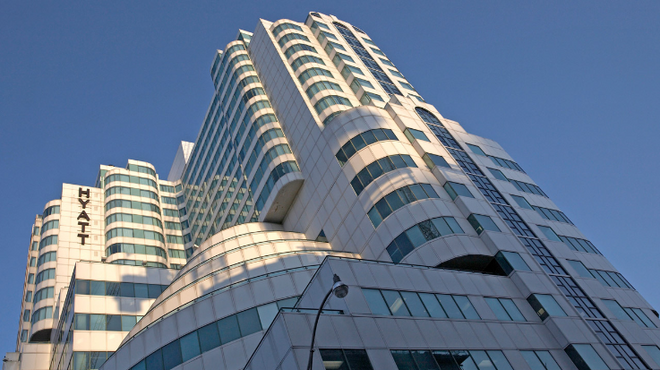 Hyatt Regency Toronto - Toronto - Rakennus