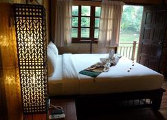Nakakiri Resort & Spa - Hin Dat - Κρεβατοκάμαρα