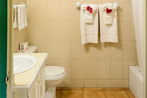 Doctors Cave Beach Hotel - Montego Bay - Bathroom