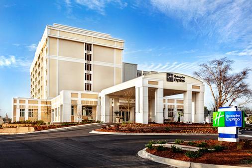 Holiday Inn Express Charleston Dwtn - Medical Area - Charleston - Building