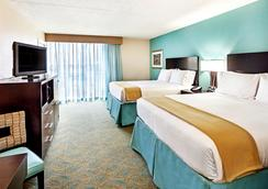 Holiday Inn Express Charleston Dwtn - Medical Area - Charleston - Bedroom