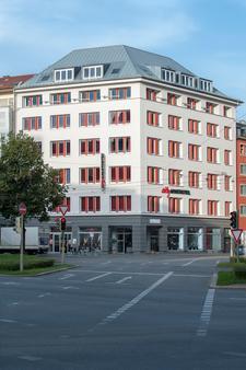 City Aparthotel München - Munich - Building
