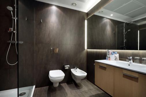 Occidental Bilbao - Bilbao - Bathroom