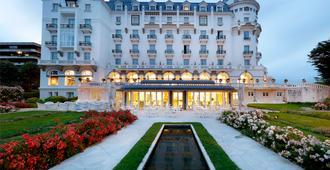 Eurostars Hotel Real - Сантандер - Здание