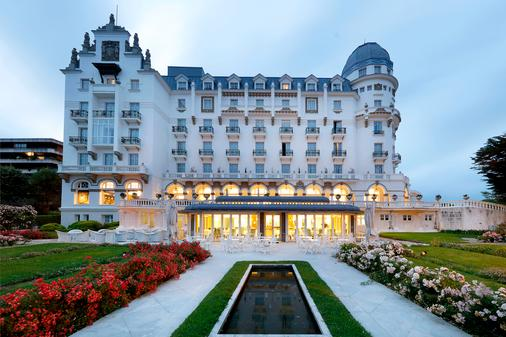 Eurostars Hotel Real - Thành phố Santander - Toà nhà
