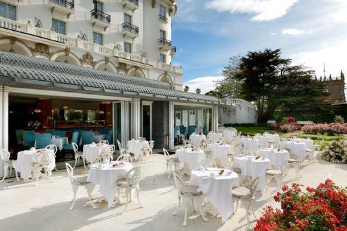 Eurostars Hotel Real - Thành phố Santander - Sảnh yến tiệc