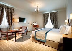 Eurostars Hotel Real - Thành phố Santander - Phòng ngủ