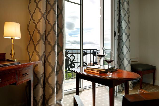 Eurostars Hotel Real - Santander - Parveke