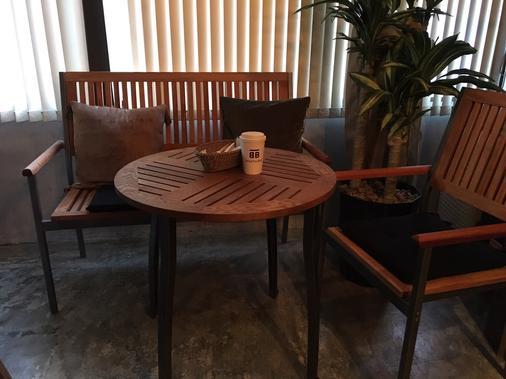 閱讀咖啡館住宿銀座店 - 東京 - 客廳