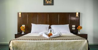Swiss Inn Hotel Cairo - גיזה - חדר שינה