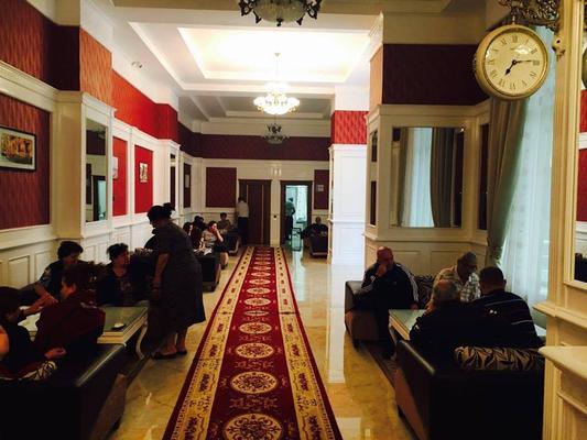 Kapaz Hotel & Resort Naftalan - Naftalan - Lobby