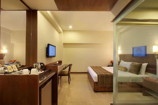 Hotel Express Residency - Vadodara - Makuuhuone