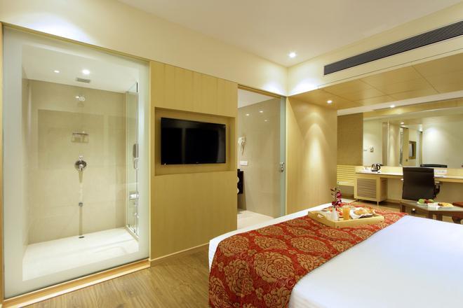 快捷塔酒店 - 瓦多達拉 - 巴羅達 - 臥室