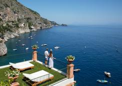 Hotel Onda Verde - Praiano - Näkymät ulkona