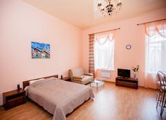 Apartments Etazh - Odesa - Vardagsrum