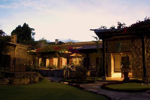 Hotel Posada de Don Rodrigo Antigua - Antigua - Rakennus