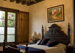 Hotel Posada de Don Rodrigo Antigua - Antigua - Makuuhuone